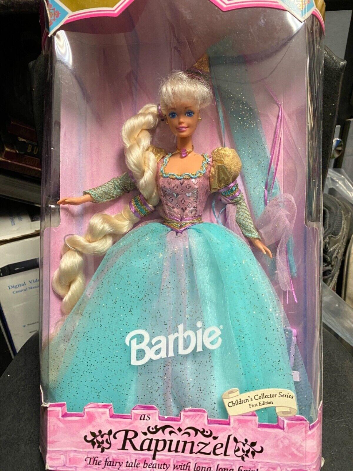 Vintage Rapunzel Barbie