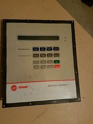 Trane Adaptive Control Panel For Chiller