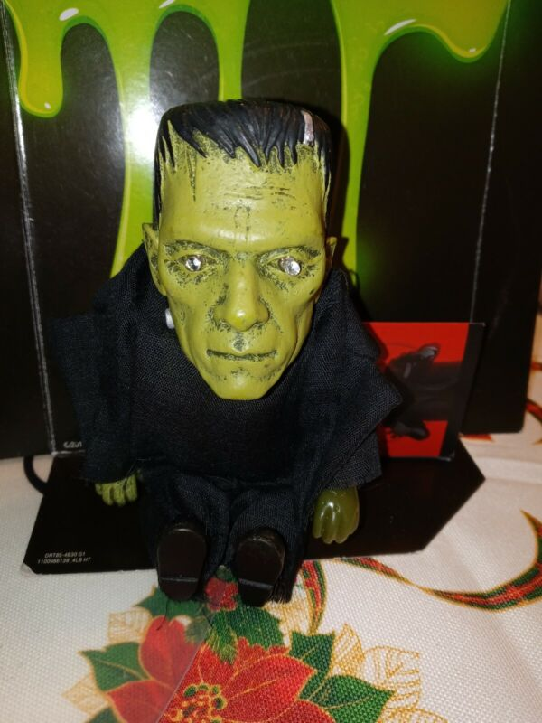Universal Monsters Screamers Frankenstein Monsterville Target Horror Figure NEW