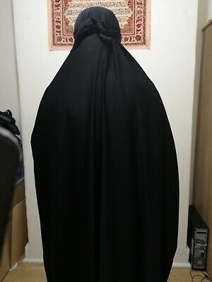 One piece khimar,overhead jilbab,abaya, hijab-different sizes & colours, Nidah
