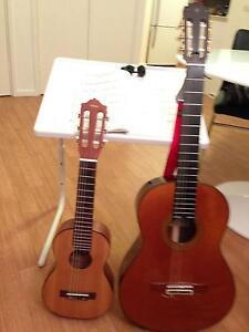 Yamaha Guitarlele Travel Guitar Kaleen Belconnen Area Preview