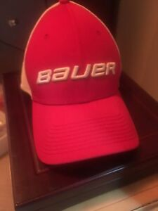 BAUER cap.  15$.  Like new !