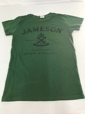 Jameson Irish Whiskey Staff Mall Green Short Sleeve (Greene Mall)