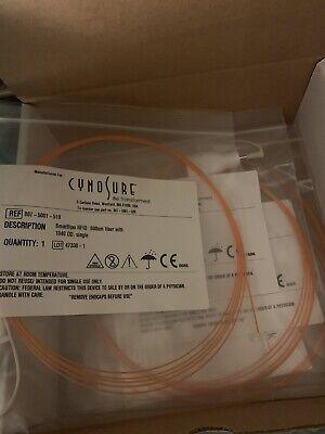 Cynosure Smartlipo Laser Fiber Orange Rfid 600um 1040 Od