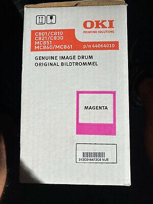 Oki Bildtrommel Magenta 44064010 C801 C810 C821 C830 MC851 MC860 MC861