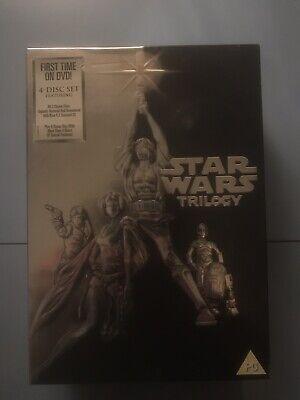 Star Wars Original Trilogy Boxset DVD