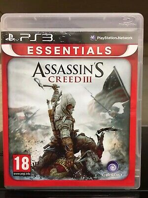 Assassin's Creed III (PS3) VideoGames  for sale  Shipping to Nigeria