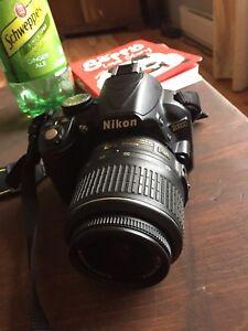 D3100 Nikon camera