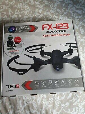 FX-123 Quadcopter Drone