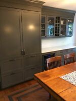 Custom Kitchens and Built Ins