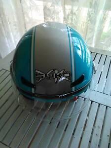 Motorbike Helmet with Visor. Bundaberg East Bundaberg City Preview