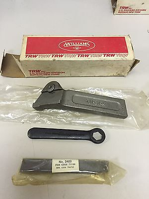 J.h.williams Co No. Th-32-t Cut-off Tool Holder New In Box