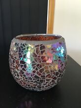 Mosaic soy candles filled with you choice of scent Perth 7300 Northern Midlands Preview