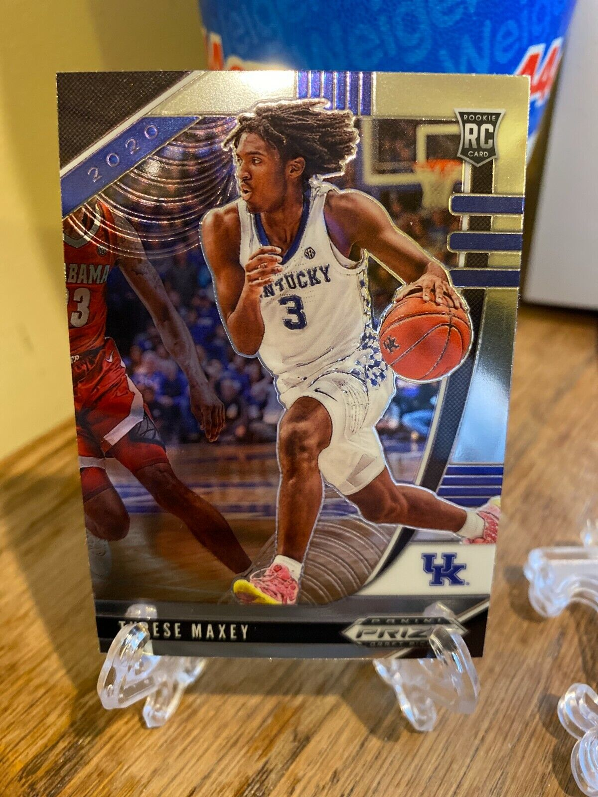 Certification Number 14 - Tyrese Maxey