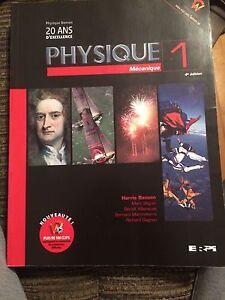 Physique mécanique 1