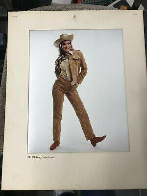 TV Guide Cover Portrait 1967 YVETTE MIMIEUX THE DESPERATE HOURS