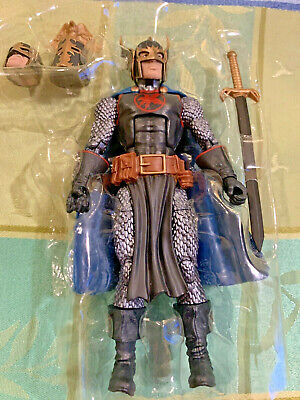 """Marvel Legends BLACK KNIGHT Avengers 6"""" Action Figure Loose Free Shipping"""