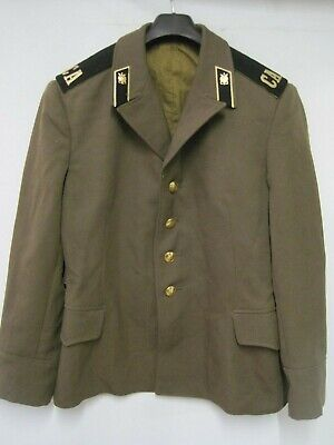 NVA Felddienst Sommer Größe 44 Uniformen Ostalgie Museum Outdoor Effekten