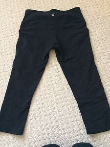 Lululemon size 8 and 10