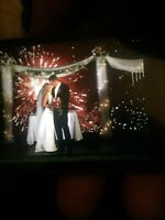 Wedding WOWS is taking orders  now for wedding fireworks only