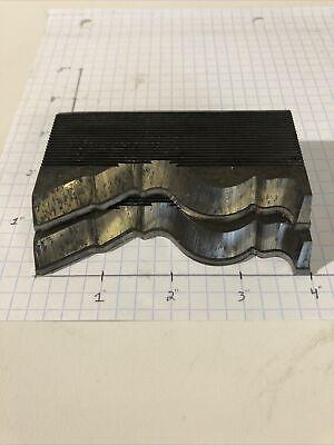 Carbide Crown Moulding Knives-weinigschmidtm-3-hs Corrugated Knives Moulder.