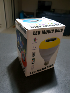 LED Bluetooth Wireless light bulb