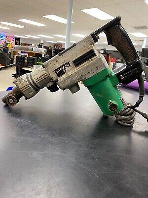Hitachi Dh38ye Rotary Hammerchipping Hammer Used- Read