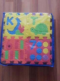 Foam play mats Byford Serpentine Area Preview