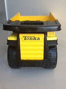 Tonka Toughest Mighty Dump Truck - Classic Steel Hornsby Hornsby Area Preview