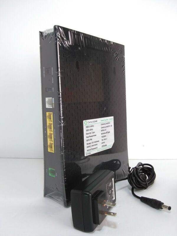 CenturyLink C3000Z AC2200 Bonded 2.4 & 5ghz Wireless WiFi Modem Router *TESTED**