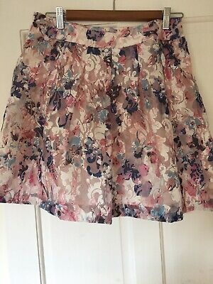Iblues Mini skirt Size 10 UK (38 FR). Iblues is one of the lines of Max Mara