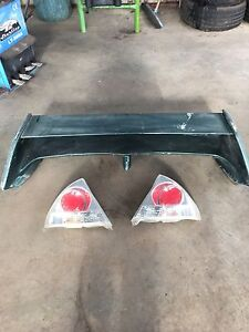 Mitsubishi Lancer.     Spoiler and taillight  $250 the lot Beaconsfield Fremantle Area Preview