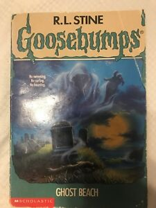 Goosebumps Ghost Beach