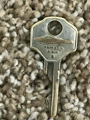 Original Ford motor co. automobile Key