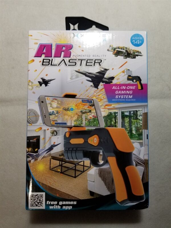 XTREME Augmented Reality AR BLASTER!