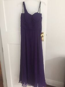 Beautiful dry-cleaned Purple Ball Dress!!! Nedlands Nedlands Area Preview