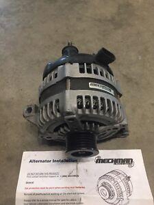 Blown high output mechman alternator