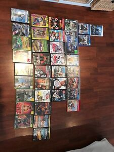 Game collection for sale
