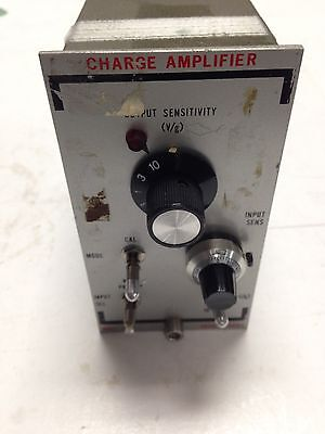 Used Unholtz-dickie 122p Charge Amplifier Db