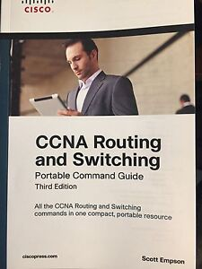 CCNA Routing and Switching 3rd edition