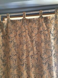 Curtains 6 panels
