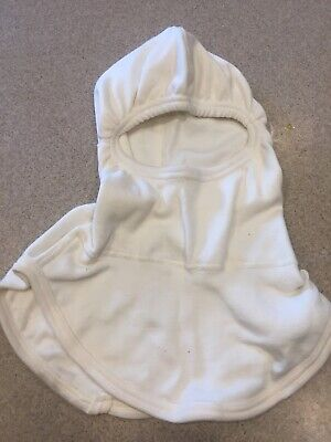 Firefighter Nomex Hood White Turnout Gear One Size Fits Turnout Life Liners