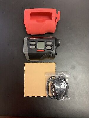 Bushnell Hybrid Golf Laser Rangefinder + GPS 36,000 Course With Protective Case