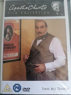 Agatha christie poirot collection dvd Brand new sealed quick delivery