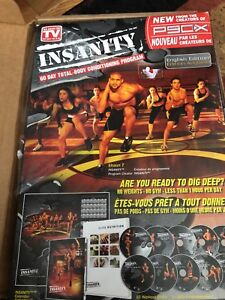 Insanity weight loss