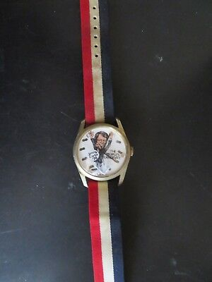 Jimmy Carter Presidential Campaign Watch ASA Inc Original Band 1976 Working