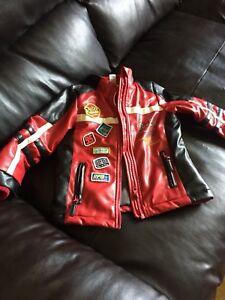 Lightening McQueen fall/winter jacket