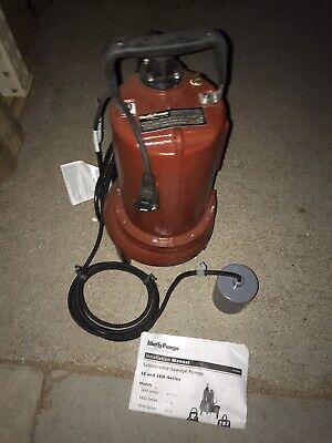 Liberty Pump Submersible Sewage Pump Model Le71a2