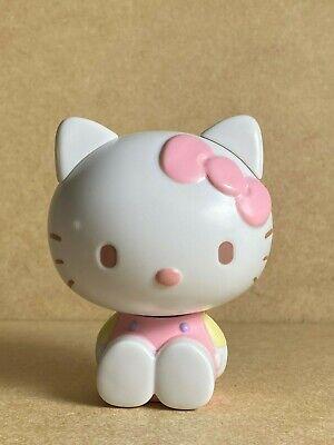 Hello Kitty Pink Bow : Bandai Sanrio Gashapon Capchara Capsule (Pink Hello Kitty Bow)