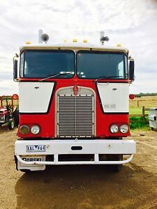 Kenworth prime mover Devon Meadows Casey Area Preview